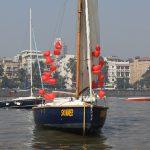 Seabird Sail Yacht on Charter in Mumbai