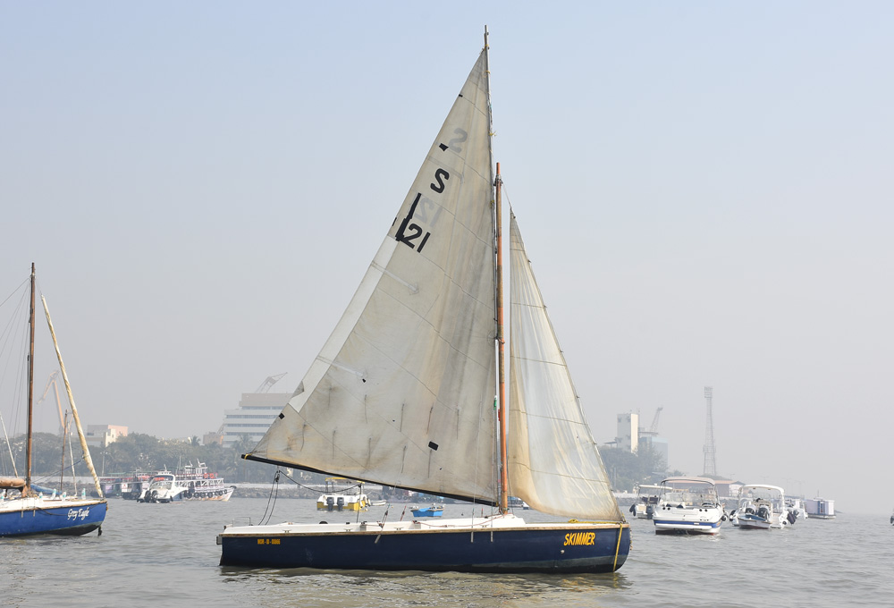 Seabird Sail Yacht on Charter in Mumbai