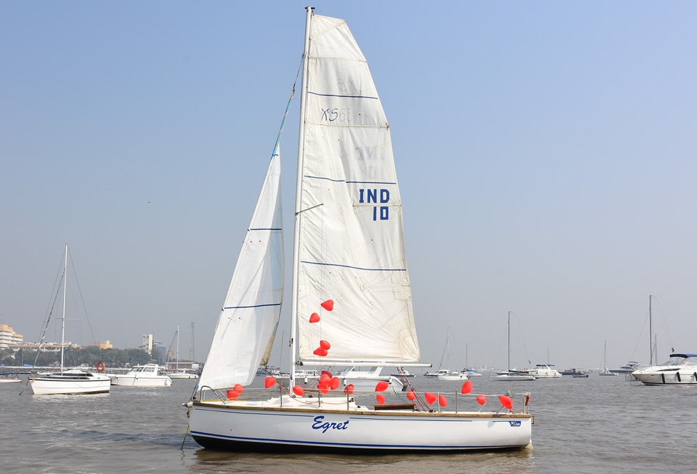 XS 63 Sail Yacht on Charter in Mumbai