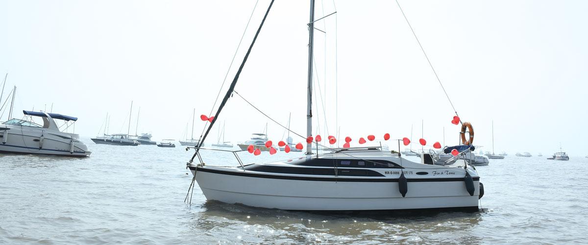 Yacht Surprise Mumbai