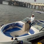 Bayliner 245 Speedboat on Charter in Mumbai
